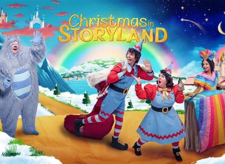 Cbeebies christmas in storyland